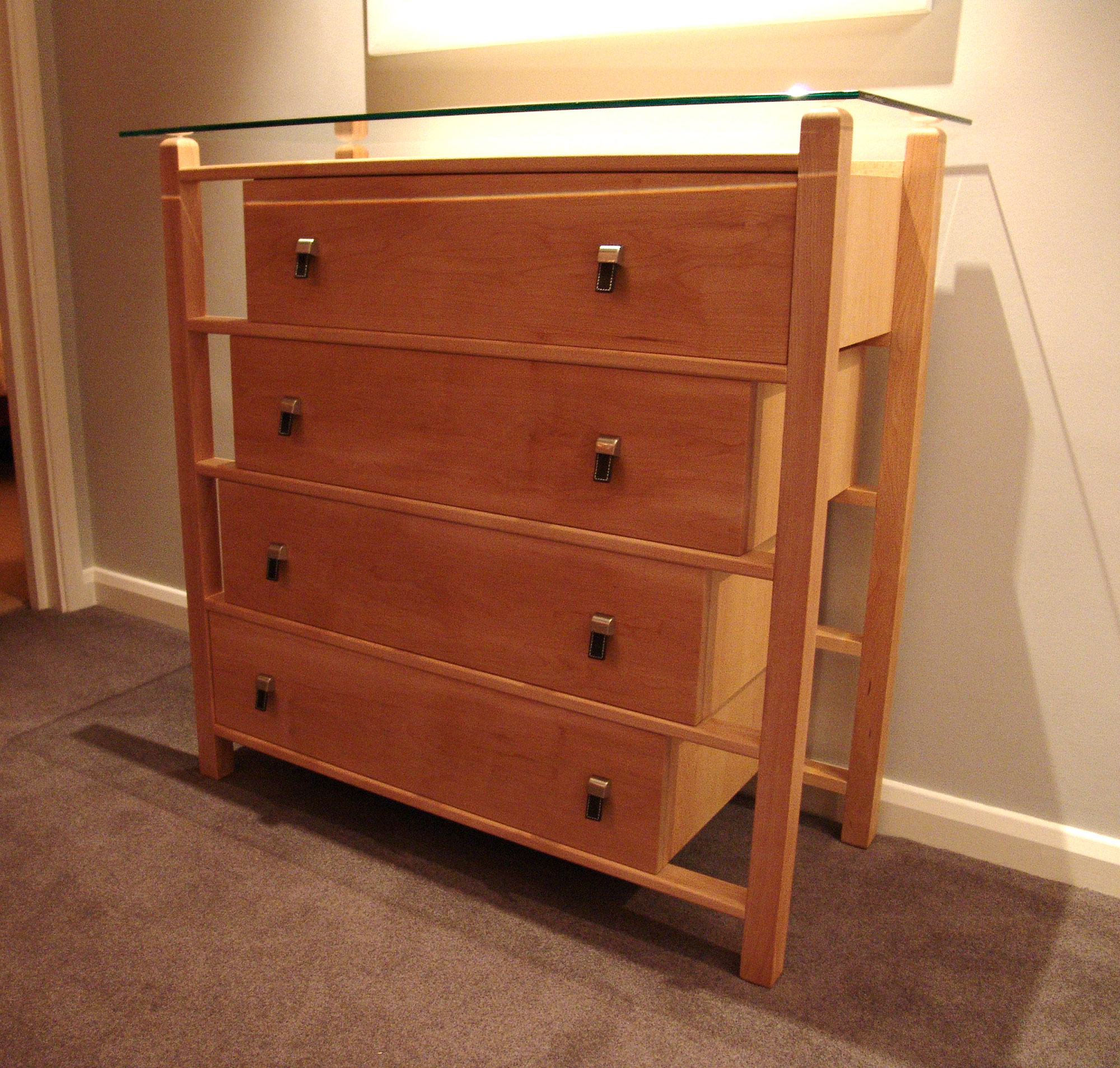 'Stepped' Drawers