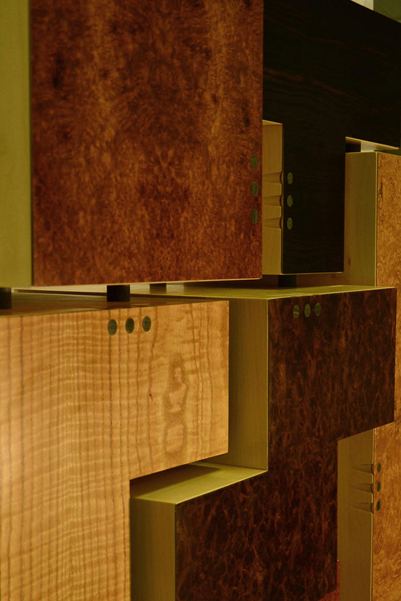 'Tetris' Cabinet