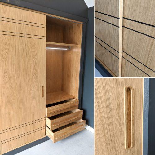 sliding door fitted wardrobes